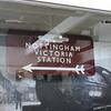 Direction Sign - Nottingham Victoria