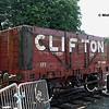 Clifton Colliery Coal Wagon