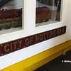 "LMS Nameplate ""City of Nottingham"""