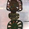 LNER Wagon Plate