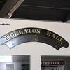 Wollatoon Hall Nameplate