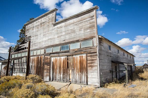 Abandoned Store, Kent, Oregon