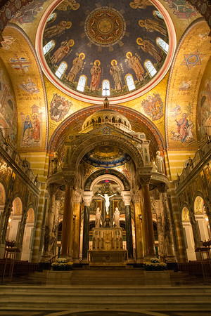 Cathedral Basilica of Saint Louis, Missouri