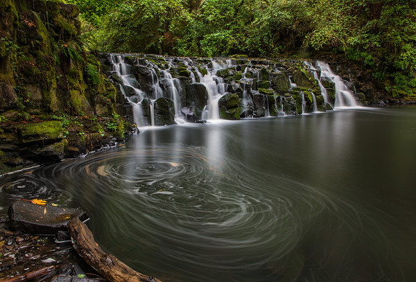 Upper Beaver Creek Falls, Oregon