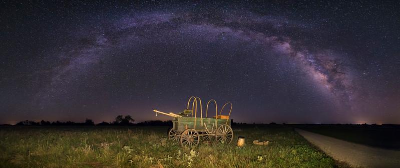 Wagon and the Way