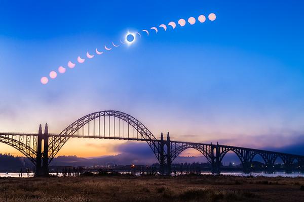 Great American Eclipse - Newport #2