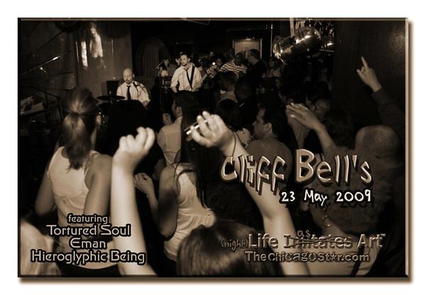 23 may 2009.b Cliff Bells