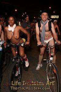 Wolrd Naked Bike Ride
