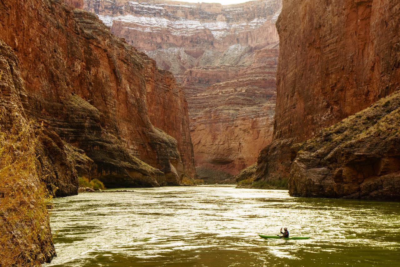 Daphnee Tuzlak, Grand Canyon National Park.