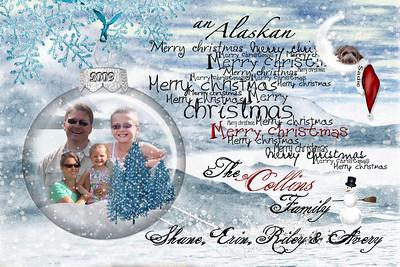 4x6 Christmas Card