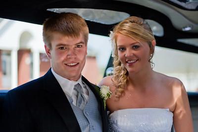 Adrian & Kristin Prom 2009