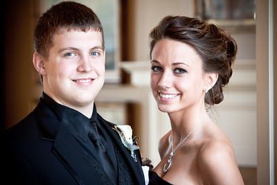 Connor & Jasmyn Prom 2009