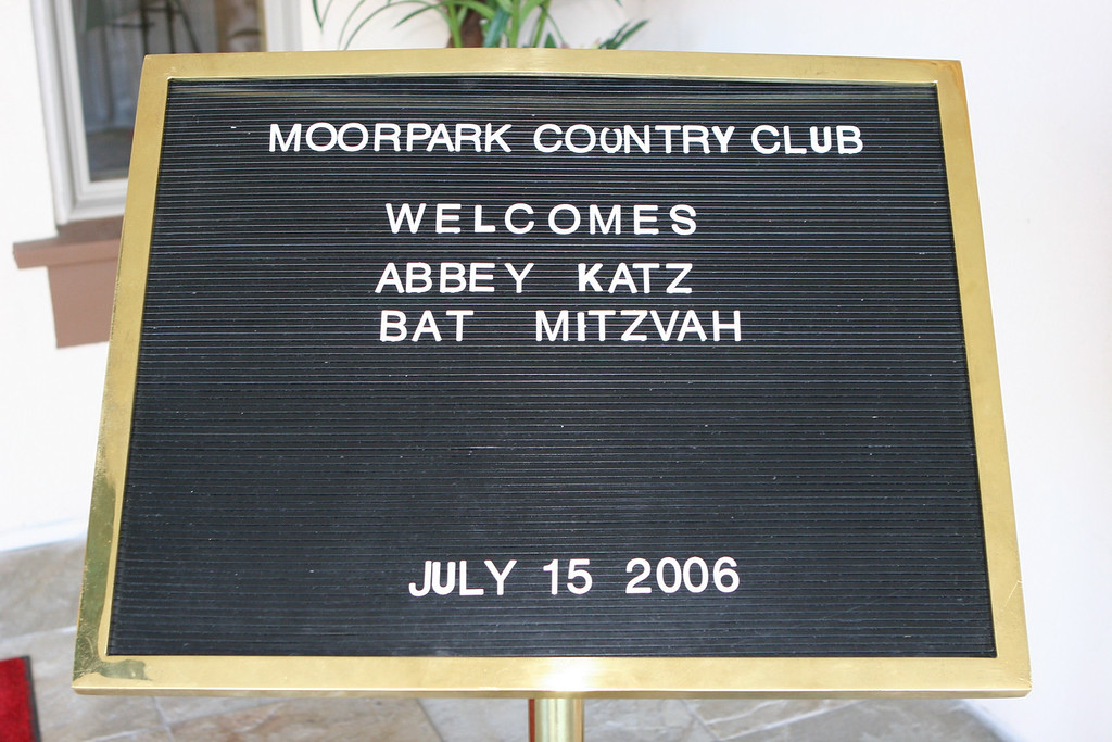 Katz Bat Mitzvah 31