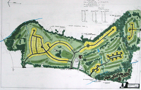Golf Course and Housing mixed use projects.
