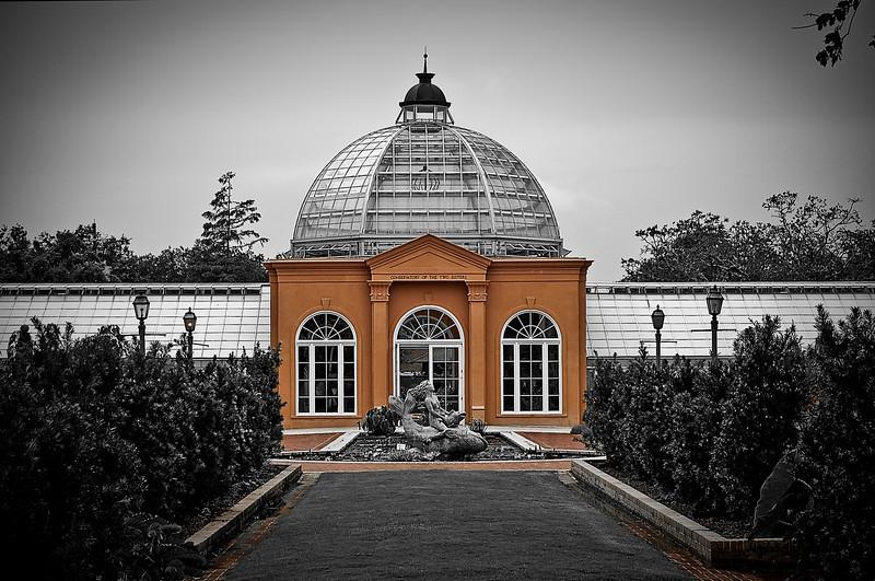 New Orleans Botanical Garden.