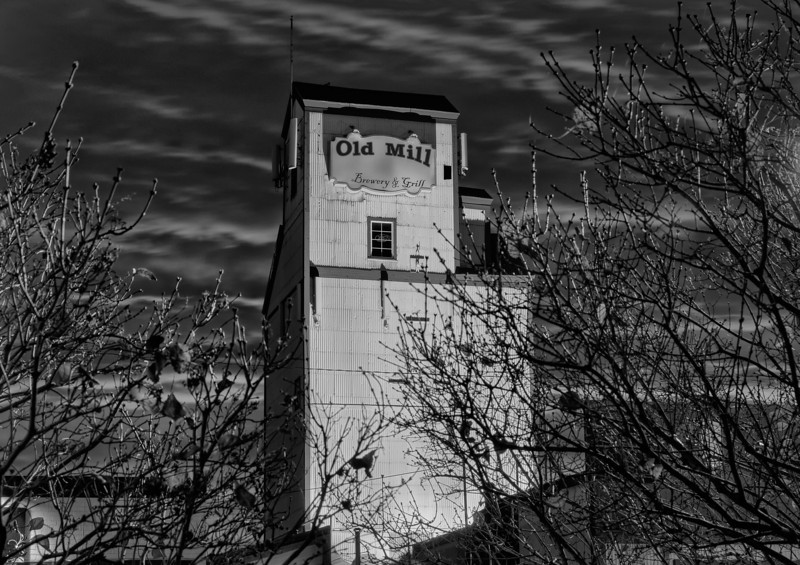 The Old Mill Brewery and Grill in Littleton, Colorado.