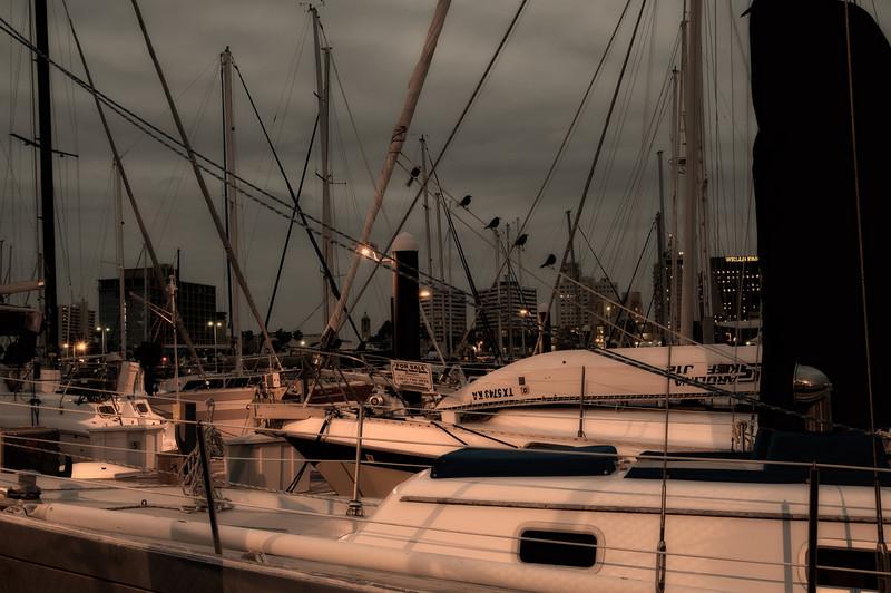 The Yachting Club in Corpus Christi, Texas.