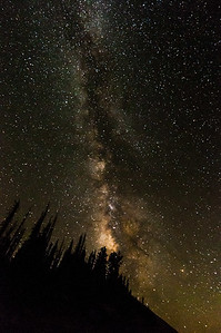 Utah Milky Way by Phyllis Peterson - Acceptance