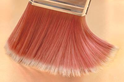Pink Bristles
