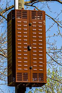 Box on a Pole