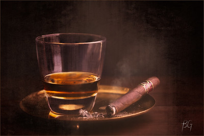 Bourbon and Cigars