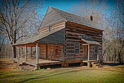 Emord Graham's Family Cabin