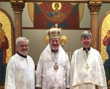 Bishop Milan April 2016 visit