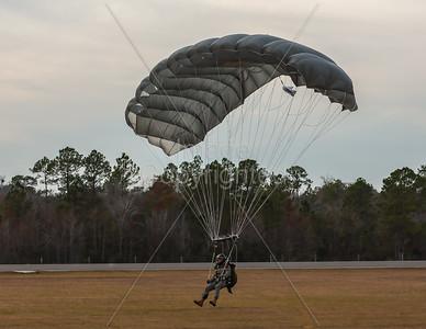 US Marine Parachute