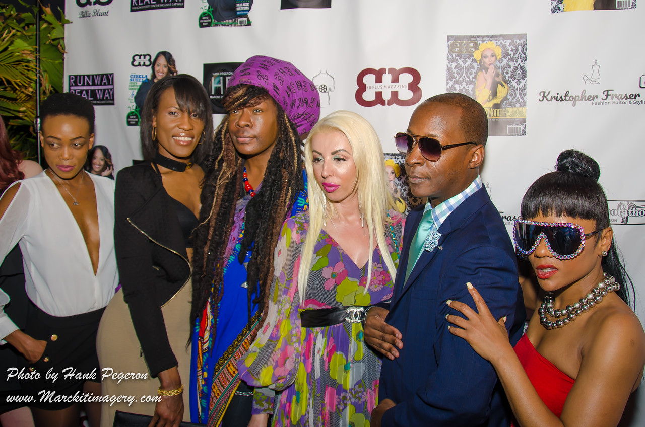 BB Magazine's Three Year Anniversary and Release Party.