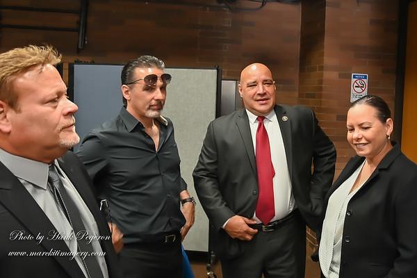 Det. Angelo Garcia's NYPD Retirement Event