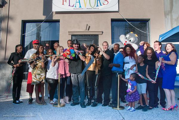 Flavors Restaurant Grand Opening
