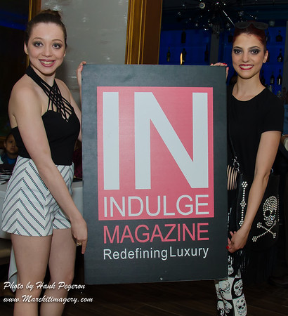 INDULGE Magazine Release Party
