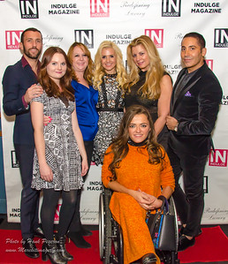 Indulge Magazine Holiday Cover Release Party