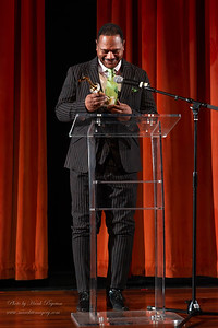Malcom Staples SITA Awards Ceremony