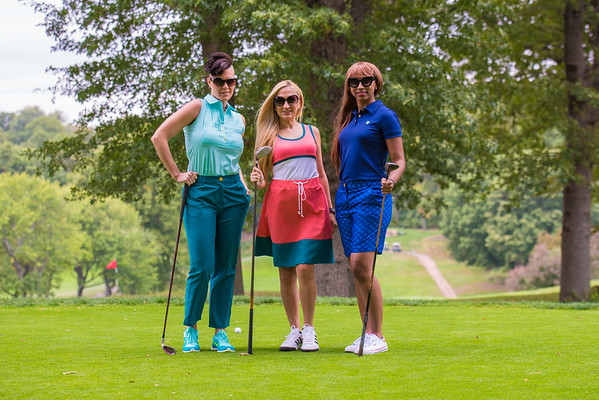Meghan Campbell Golf Shoot | DMochelle Fashion Magazine