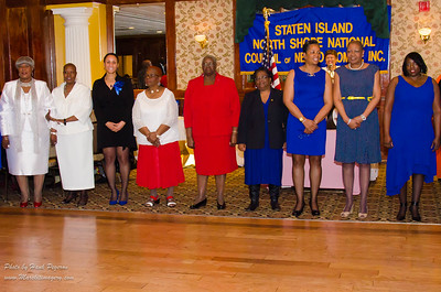 National Council of Negro Women Inc. North Shore - Staten Island Section. 11th Annual Harambee Calebration