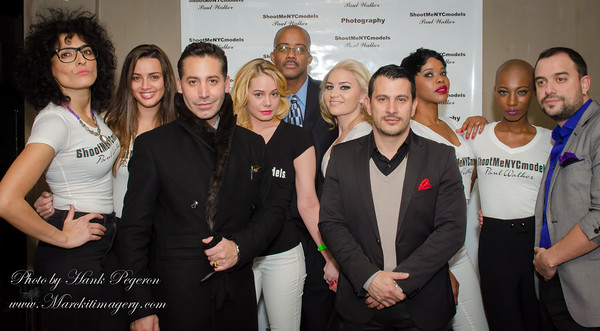 Paul Walker Launch Party and Model Agencies Casting & Networking Event
