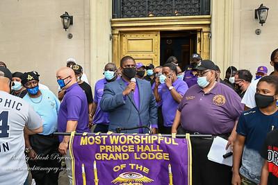 Prince Hall Grand Lodge Prayer Rally
