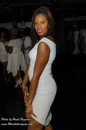 SPRING INTO FASHION ALL WHITE YACHT PARTY