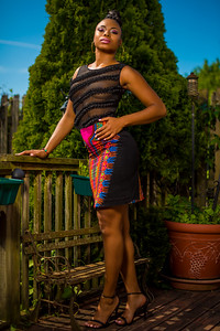 Stephanie Moye Fashion Shoot
