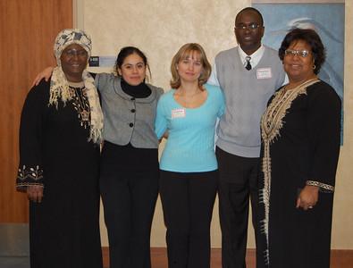 Grantee Reception, February 2, 2009