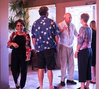 Volunteer Appreciation Dinner 7-2012