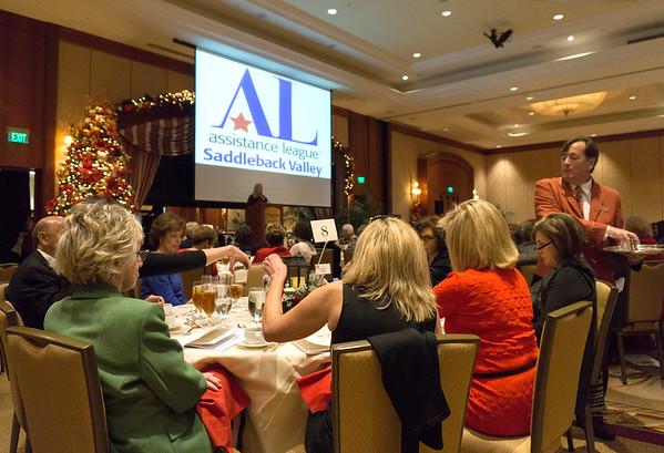 ALSV Christmas Tree Luncheon 2014