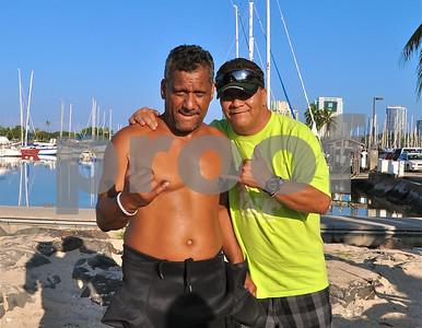"""02-05-11 Dane Kealoha Surf Legend Give Back to The Community - """"Surf 2 Serve"""""""