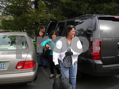 03/09/10 Denise Cruz & Co-Workers San Francisco Trip.