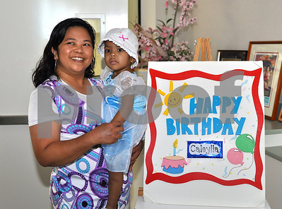 "05-02-10 ""Caleylla Aris"" Birthday Party"