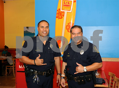 "12-11-10 ""Shop With A Cop"" The Spirit of Aloha in Hawaii at Walmart"
