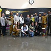 Participants of the rousing 2019 Black History Month Kickoff Celebration at CDU.