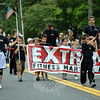 Extreme Fitness Martial Arts was represented at this year's Newtown Labor Day Parade. (Crevier photo)