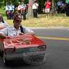 Members of the Pyramid Shriner Motor Patrol, always a popular participant in any parade.  (Bee Photo, Hicks)